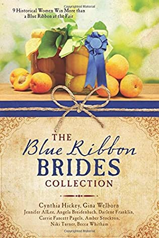 book cover of The Blue Ribbon Brides Collection