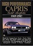 High Performance Capri, 1969-1987, R. M. Clarke, 1870642988