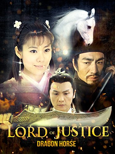 Lord of Justice: Dragon Horse (Lord Of The Rings Amazon Tv Show)