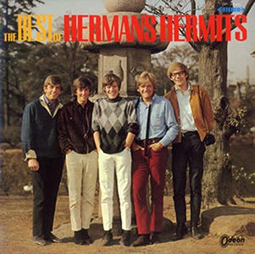 Original album cover of Best of: HERMAN's HERMITS by HERMAN's HERMITS