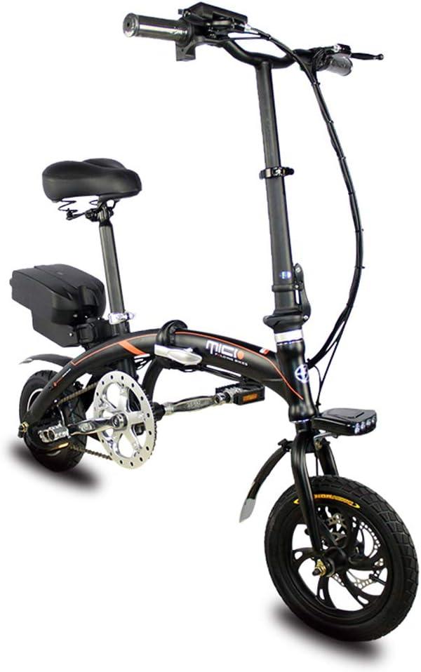 Scooter eléctrico 36V 7.8Ah Batería 250W Motor de alta potencia ...