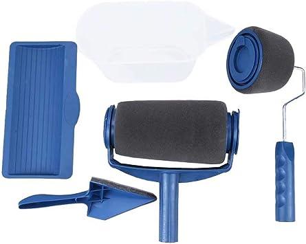 Juego de cubiertas para rodillos Paint Roller Pro Proffesional 10 cm