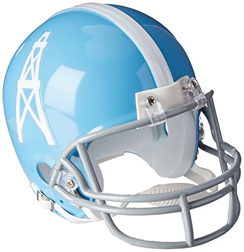 Riddell Houston Oilers 1960 - 1962 Throwback Mini Helmet (1962 Houston Oilers)