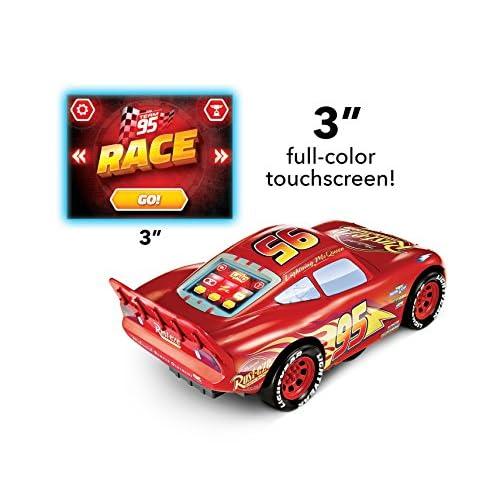 on sale disney cars pixar cars 3 tech touch lightning mcqueen