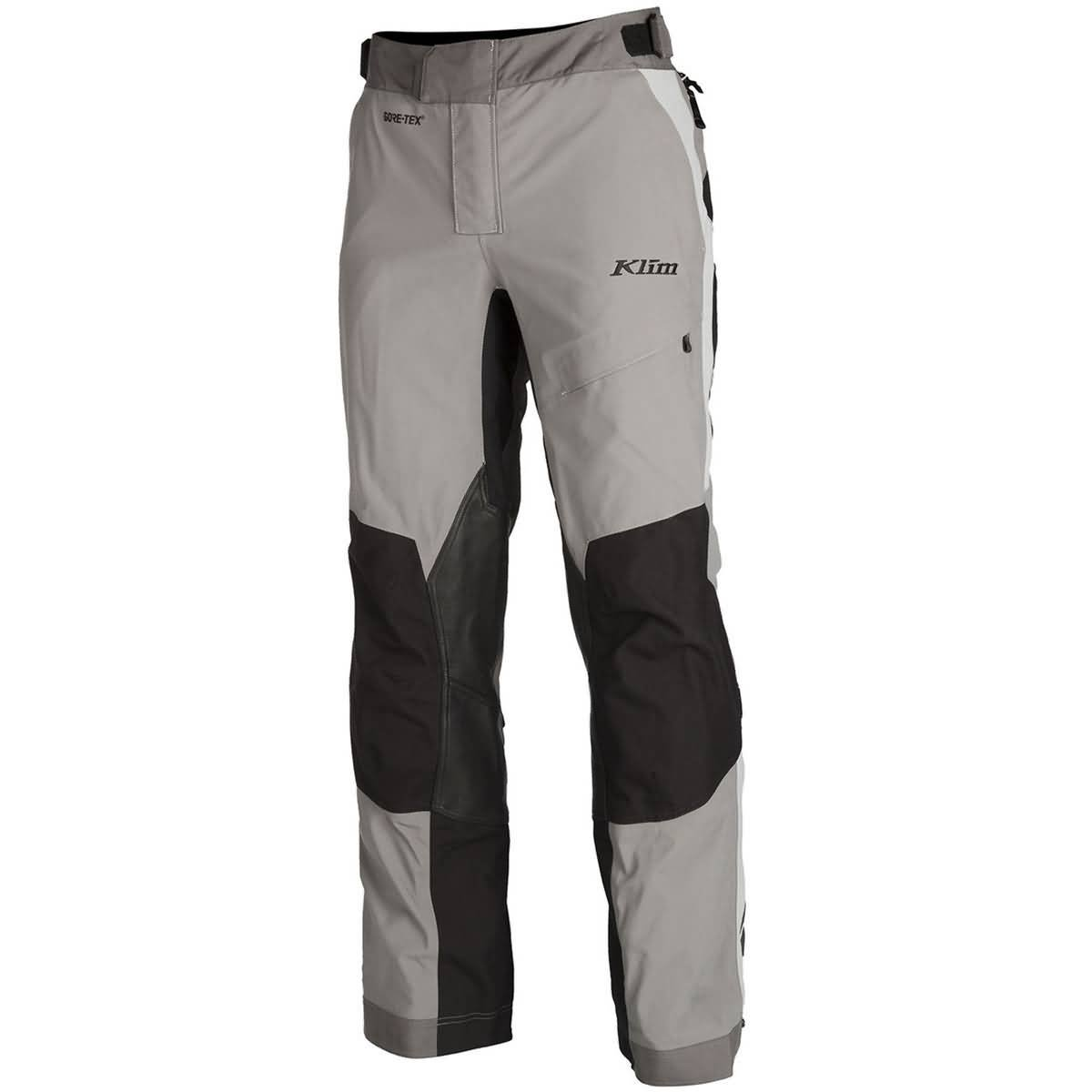 Klim Latitude Men's Street Motorcycle Pants - Gray / 40