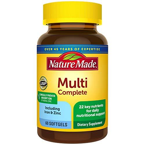 Nature Made Multivitamin Complete