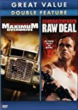 Maximum Overdrive/Raw Deal by Peace Arch Trinity