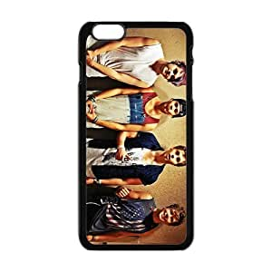 diy zhengHappy 5 SOS Cell Phone Case for iPhone 6 Plus Case 5.5 Inch