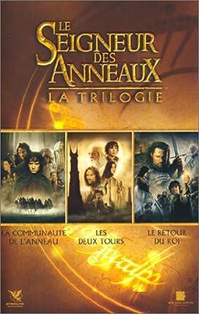 haut de gamme véritable recherche d'authentique en gros Le Seigneur des Anneaux : La Trilogie - La Communauté de l ...