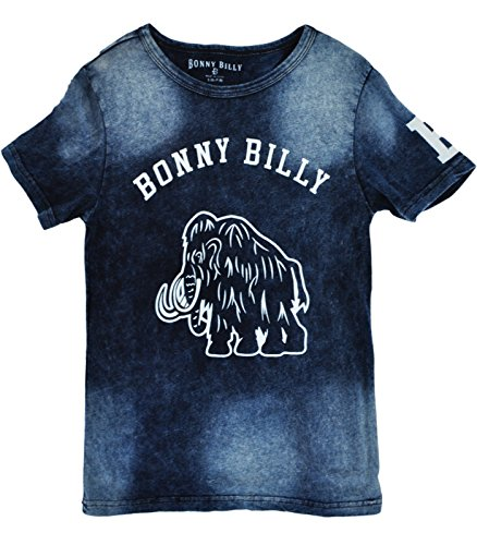 Baby Billy Jeans (Bonny Billy Boy's Short Sleeve Cotton T Shirt 3T)