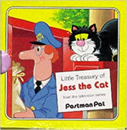 692a229344a1 Little Treasury of Jess the Cat (from Postman Pat) (Little ...