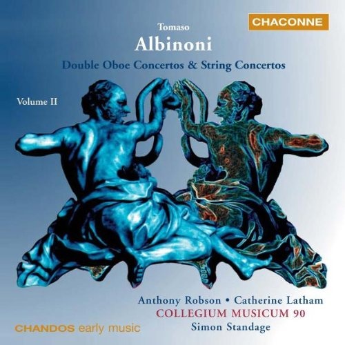 Tomaso Albinoni: Double Oboe & String Concertos ()