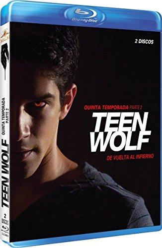 Teen Wolf - Season 5 Part 2 [Blu-ray] (Teen Wolf Blu Ray)