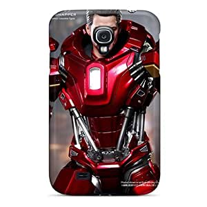 Durable Hard Phone Covers For Samsung Galaxy S4 With Customized Nice U2 Image KerryParsons