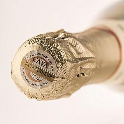 Pata Negra Semi Cava - 6 Botellas x 750 ml - Total: 4500 ml: Amazon.es: Alimentación y bebidas