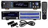 1000 watt home receiver - Rockville RPA6000USB 1000 Watt Home Theater Receiver+2 x 21 Band Equalizer EQ