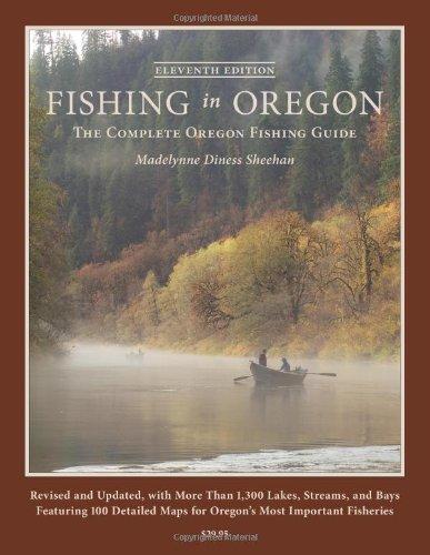 Fishing Oregon Eleventh Madelynne Sheehan product image