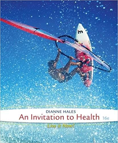 An invitation to health mindtap course list dianne hales an invitation to health mindtap course list dianne hales 9781285783116 amazon books stopboris Gallery