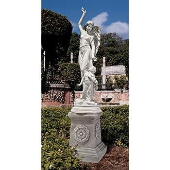 Design Toscano Queen of Angels, Guardian of Children Statue