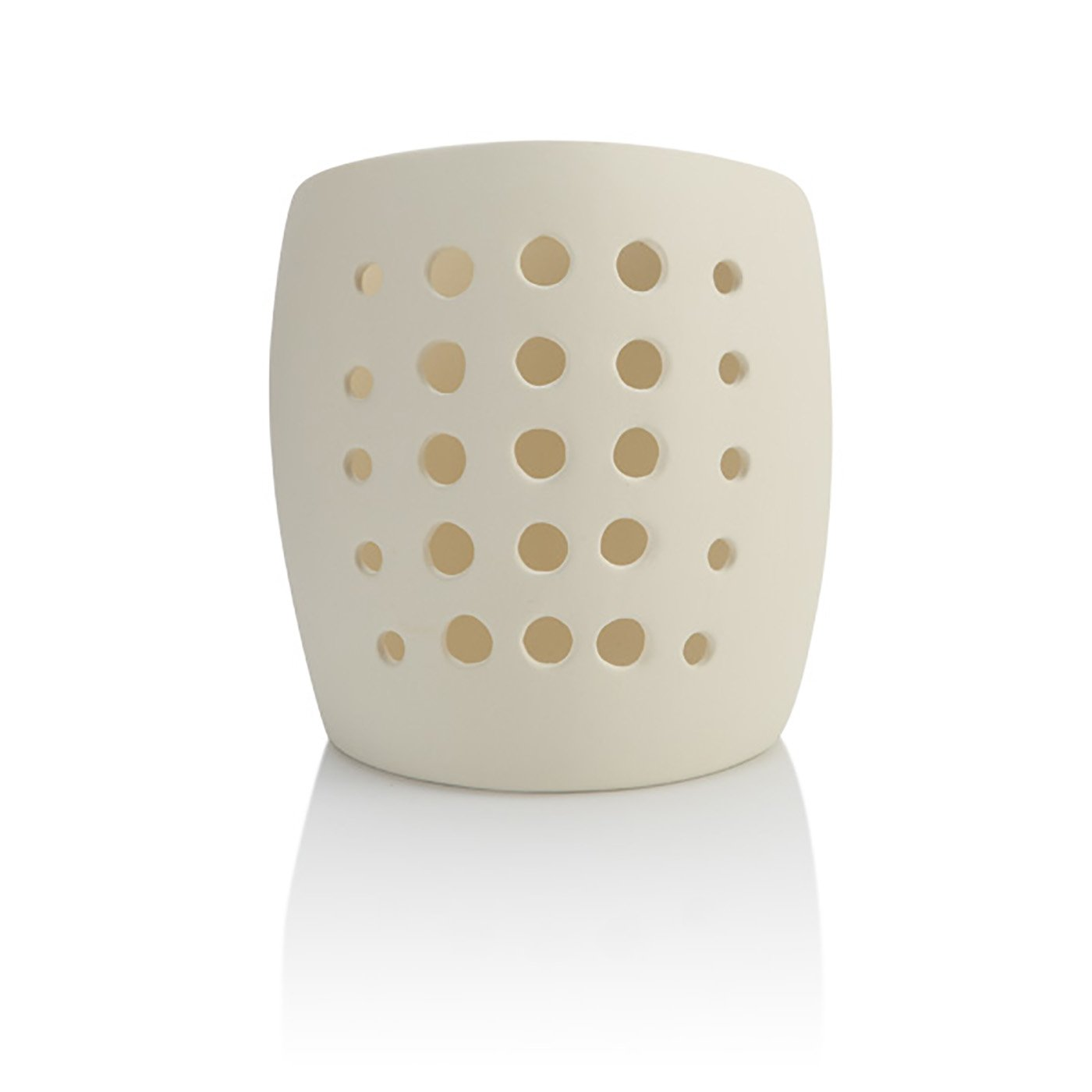Cell Phone Amplifying Acoustic Music Speaker - Paint Your Own Ceramic Keepsake New Hampshire Craftworks