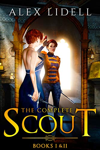 Scout (Books 1 and 2): The Complete Scout Box Set -
