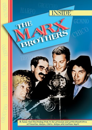 Inside the Marx Brothers by E1 ENTERTAINMENT