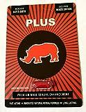 - 51A4JQAJtoL - Rhino Black Strong Man Enhancement Sex Pills increase male libido Plus Version