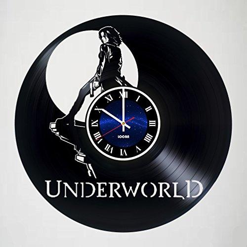 The Underworld - Evolution - Selene - Handmade Vinyl Wall Cl