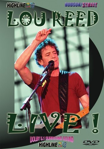 DVD : Lou Reed - Live! (Amaray Case)