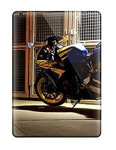 Flexible Tpu Back Case Cover For Ipad Air - Honda