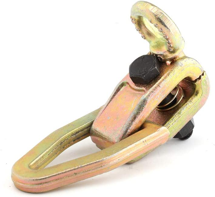 szlsl88 Auto Pull Clamp Mini Stahl Zwei-Wege-Selbstspannende Home Tools Panel Beater Repair Durable Frame Body Gerade Kleine Mund DIY