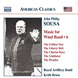 Sousa - Music for Wind Band, Vol 6
