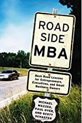 Roadside MBA: Back Road Lessons for Entrepreneurs, Executives and Small Business Owners Hardcover