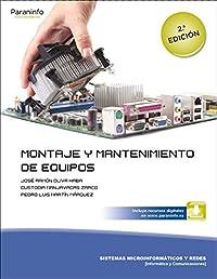 Montaje y mantenimiento de equipos