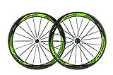 SunRise Bike Carbon Fiber Road Wheelset Clincher