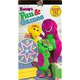 Barney - Fun & Games