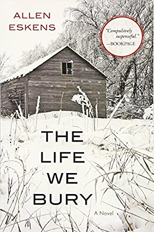 book cover of The Life We Bury