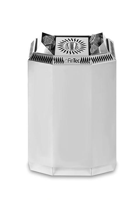 Bio estufa de la sauna KAISA con el uso del evaporador (estufa combi) 6kw