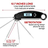 AbayTec Digital Instant Read Meat Thermometer