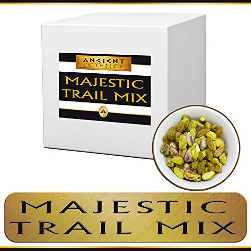 Raw Majestic Trail Mix Bulk 15 LBS- Wholesale Supplier - Organic, Kosher - Pistachio & Raisins - Vegan, GMO-Free, Gluten-Free ()