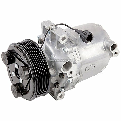 AC Compressor & A/C Clutch For Nissan Frontier Xterra & Suzuki Equator - BuyAutoParts 60-02397NA NEW - Frontier Nissan A/c Compressor