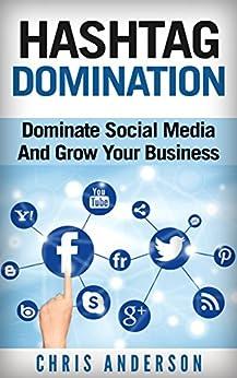 Hashtag Domination Dominate Business Hashtags ebook product image