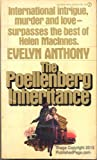 The Poellenberg Inheritance, Evelyn Anthony, 0451078381