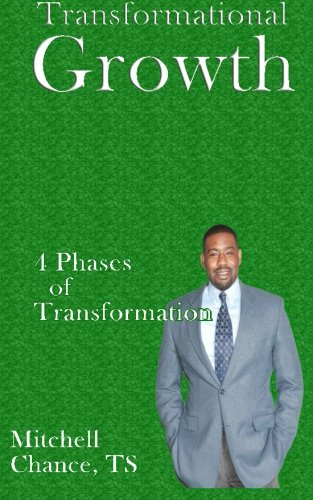 Phase Iv Coach - Transformational Growth. 4 Phases of transformation.