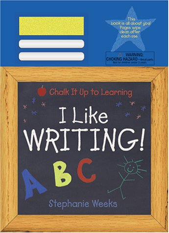 Read Online I Like Writing (Chalk It Up to Learning) pdf epub