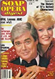 Gloria Loring, Joe Gallison, Days of Our Lives, J.R. & Sue Ellen Ewing, The History of TV's Hottest Characters - October 25, 1983 Soap Opera Digest Magazine