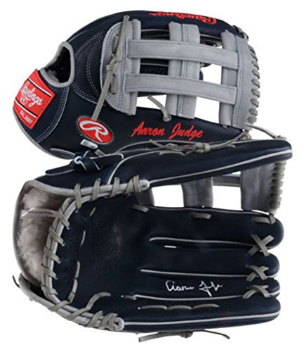 Aaron Judge Signed Autograph New York Yankees Game Model Rawlings Glove Fanatics - Certified Authentic from Sports Collectibles Online