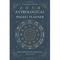 2019 Llewellyn's Astrological Pocket Planner: Daily Ephemeris & Aspectarian 2018-2020