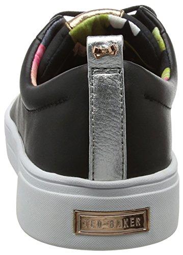 Teal Baker Femmes Kellei Sneaker Noir