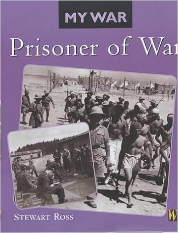 Book Prisoner Of War (My War)